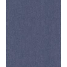 Rasch Tapete Uptown Uni 402360 Blau