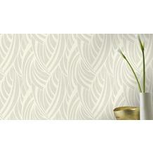 Rasch Tapete Vanity Fair II Muster 524512 creme glänzend