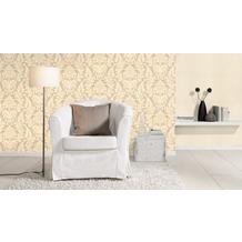 Rasch Tapete Vanity Fair II Muster 526028 beige gold