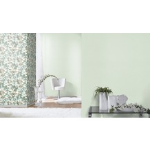 Rasch Tapete Vanity Fair II Uni 524673 grün