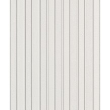 Tapete weiß silber gestreift  Rasch Tapete mit Muster: gestreift   Hertie.de