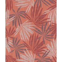 Rasch Tapete Yucatán 535426 Rosa, Rot 0.53 x 10.05 m