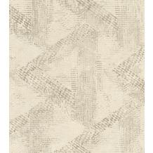 Rasch Vlies Tapete Muster & Motive 416817 Finca Beige-warmbeige 0.53 x 10.05 m