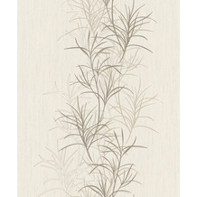 Rasch Vlies Tapete Muster & Motive 536010 Rock´n Rolle Weiß 0.53 x 10.05 m
