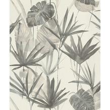 Rasch Vlies Tapete Muster & Motive 536416 Barbara Home Collection II Grau-Steingrau 0.53 x 10.05 m