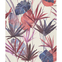 Rasch Vlies Tapete Muster & Motive 536430 Barbara Home Collection II Blau-violettblau 0.53 x 10.05 m