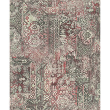 Rasch Vlies Tapete Muster & Motive 536522 Barbara Home Collection II Grün-Hellgrün 0.53 x 10.05 m