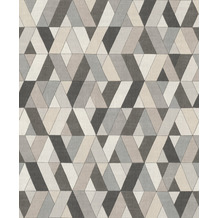 Rasch Vlies Tapete Muster & Motive 536720 Barbara Home Collection II Grau-Steingrau 0.53 x 10.05 m