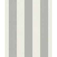 Rasch Vlies Tapete Muster & Motive 542332 Glam Silber-silber schimmer 0.53 x 10.05 m