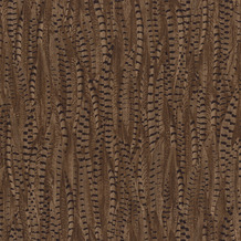 Rasch Vlies Tapete Muster & Motive 550252 Highlands Braun-Dunkelbraun 0.53 x 10.05 m