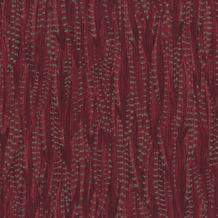 Rasch Vlies Tapete Muster & Motive 550269 Highlands Rot-Weinrot 0.53 x 10.05 m