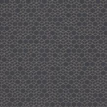 Rasch Vlies Tapete Muster & Motive 550375 Highlands Braun-Dunkelbraun 0.53 x 10.05 m