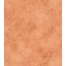 Rasch Vlies Tapete Uni 417012 Finca Orange-amber 0.53 x 10.05 m