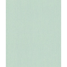 Rasch Vlies Tapete Uni 537109 Barbara Home Collection II Blau-pastellblau 0.53 x 10.05 m