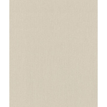 Rasch Vlies Tapete Uni 537123 Barbara Home Collection II Beige-taupe 0.53 x 10.05 m