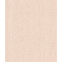 Rasch Vlies Tapete Uni 537147 Barbara Home Collection II Rosa-Blassrosa 0.53 x 10.05 m