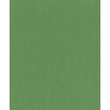 Rasch Vlies Tapete Uni 537178 Barbara Home Collection II Grün-grasgrün 0.53 x 10.05 m