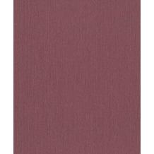 Rasch Vlies Tapete Uni 537185 Barbara Home Collection II Rot-Bordeaux 0.53 x 10.05 m
