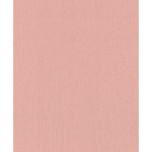 Rasch Vlies Tapete Uni 537246 Barbara Home Collection II Rosa-puderrosa dunkel 0.53 x 10.05 m