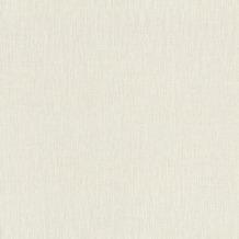 Rasch Vlies Tapete Uni 550412 Highlands Weiß-offwhite 0.53 x 10.05 m