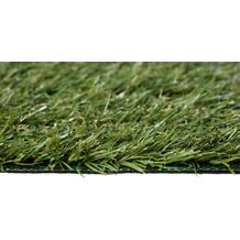 Rasen Deluxe Kunstrasen Jever grün 200 cm x 400 cm
