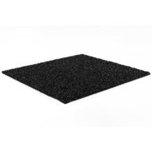 Rasen Deluxe Kunstrasen Lanzarote, schwarz 200 cm Breite x Wunschlänge