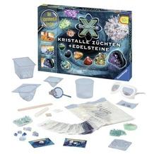 Ravensburger ScienceX Kristalle züchten + Edelsteine