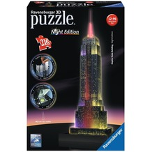Ravensburger 3D Puzzles - Empire State Building bei Nacht