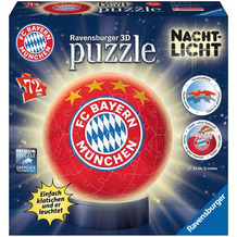Ravensburger 3D Puzzles - Nachtlicht - FC Bayern München