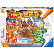 Ravensburger Adventskalender Mandelmann