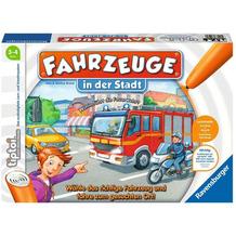 Ravensburger Fahrzeuge in der Stadt