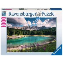 Ravensburger Premiumpuzzle im Standardformat - Dolomitenjuwel
