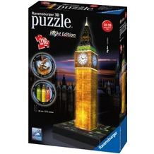 Ravensburger 3D Puzzles - Big Ben bei Nacht