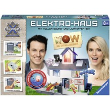 Ravensburger ScienceX Elektrohaus