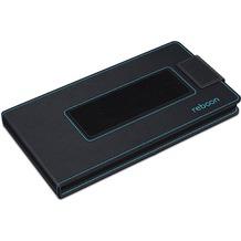 reboon boonflip Smartphone Ledertasche - Gröse XS4 - schwarz