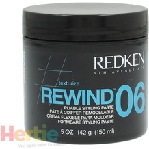 Redken 06 - Texturize Rewind Pliable Styling Paste 150 ml