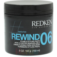 Redken 06 - Texturize Rewind Pliable Styling Paste Pliable Styling Paste 150 ml