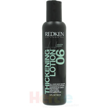 Redken 06 - Thickening Lotion All-Over Body Builder Volume 150 ml