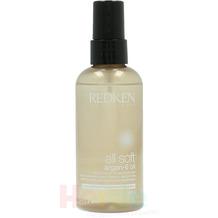 Redken All Soft Argan-6 Oil multicare oil for dry/brittle hair, Haaröl 90 ml