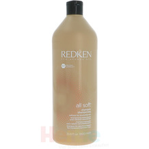 Redken All Soft Shampoo For Dry/Brittle Hair 1000 ml