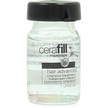 Redken Cerafill Maximaze Hair Advance Aminexil intensive treatment for advanced thinning hair 10 x 6ml 60ml