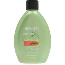 Redken Curvaceous Cream Shampoo For All Curltypes 300 ml