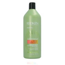 Redken Curvaceous Cream Shampoo High Foam For All Curl Types 1000 ml