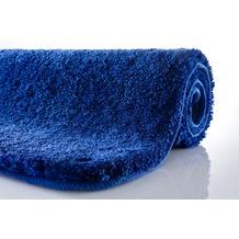 Kleine Wolke Badteppich Relax Atlantikblau 47 cm x 50 cm Deckelbezug