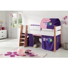 relita 1er Tunnel zu Hoch- und Etagenbetten rosa/violett-Kleider