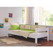 relita Einzelbett NIK lackiert weiß