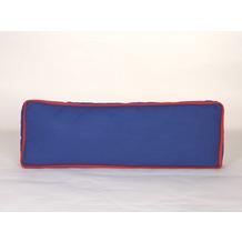 relita Seitenkissen blau/rot