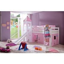 relita Stoffset mit Turm für Betten mit Rutsche, Princess Princess