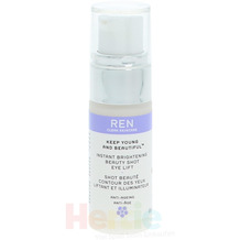 Ren Instant Brightening Beauty Shot Eye Lift 15 ml