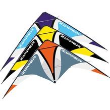 Rhombus Drache Zipper